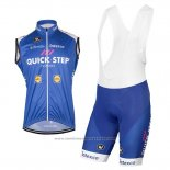2017 Gilet Coupe-vent Quick Step Floors Violet