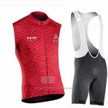 2019 Gilet Coupe-vent Northwave Rouge