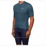 2019 Maillot Cyclisme Maap Movement Vert Manches Courtes et Cuissard