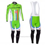 2013 Maillot Cyclisme Cannondale Champion Slovaquie Manches Longues et Cuissard
